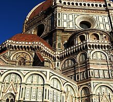 Duomo detail by Duncan Cunningham
