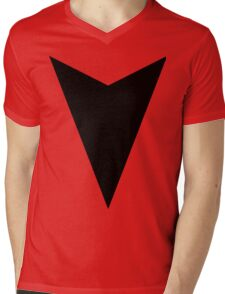 House Music Abstract Graphic Design Art Mens V-Neck T-Shirt
