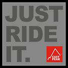 Just Ride It by springwoodbooks