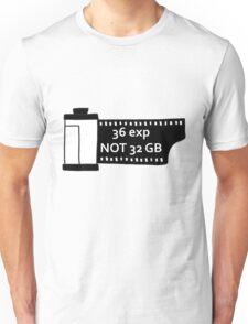 Shoot film Unisex T-Shirt