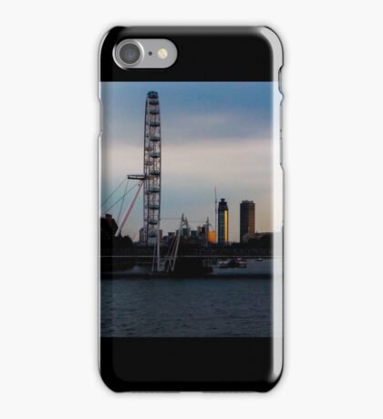 London Lines iPhone Case/Skin