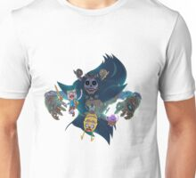 Steampunk Adventure Time Unisex T-Shirt