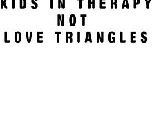put these kids in therapy not love triangles by sopheyrac