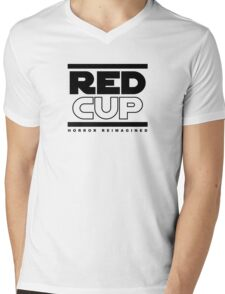 STAR WARS - RED CUP Mens V-Neck T-Shirt