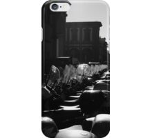 Scooters sparkle too iPhone Case/Skin
