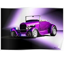 1929 Ford Roadster Poster