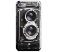 Rolleicord V (1954–1957) iPhone Case/Skin