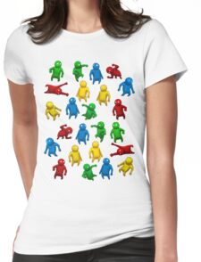 Gang Beasts Womens Fitted T-Shirt