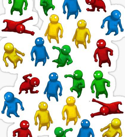 Gang Beasts Sticker