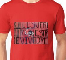 Rules of the jungle Unisex T-Shirt