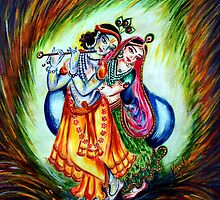 Krishna by Harsh  Malik