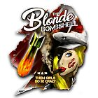 The Blonde Bombshell by parkie