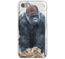 Mr Gorilla iPhone Case/Skin