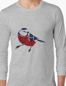 Graffiti Robin Long Sleeve T-Shirt