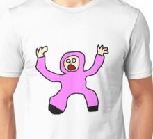 Pink Nye the Science Guy Unisex T-Shirt
