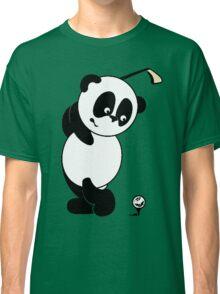 panda golf Classic T-Shirt