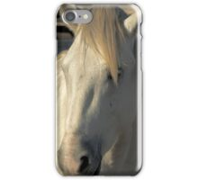 Native Horse Camargue iPhone Case/Skin