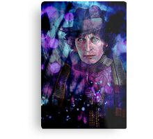 The Fourth Doctor Metal Print