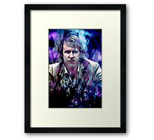 The Fifth Doctor Framed Print