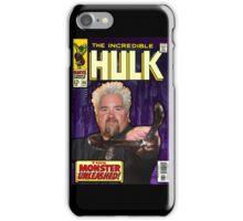 Guy Fieri/ Hulk Mash Up iPhone Case/Skin