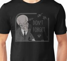 The Silence/ Doctor Who Unisex T-Shirt