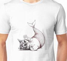 Mermaid kitty Unisex T-Shirt