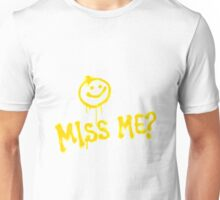 DID YOU MISS ME :) MORIARTY  Unisex T-Shirt