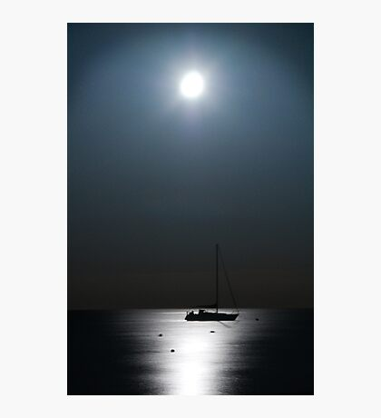 Silver Waters Photographic Print
