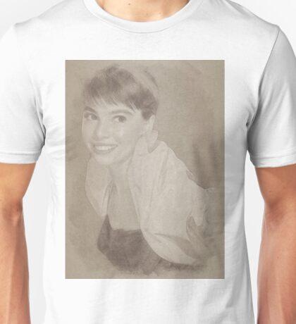 Leslie Caron, Actress Unisex T-Shirt