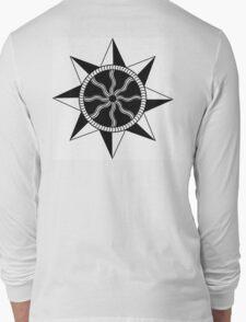 Compass design  Long Sleeve T-Shirt