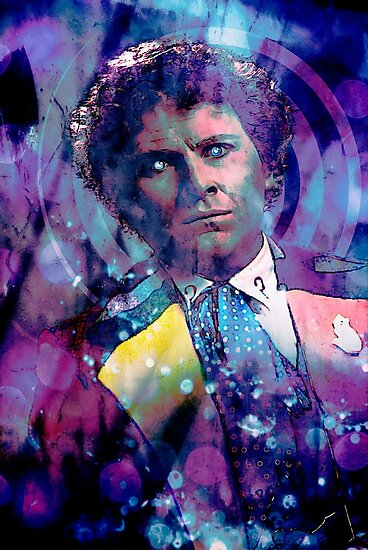 The Sixth Doctor by David Atkinson
