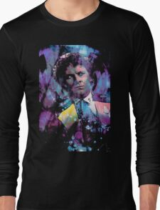 The Sixth Doctor Long Sleeve T-Shirt