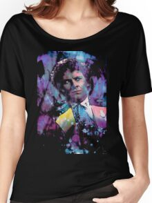 The Sixth Doctor Women's Relaxed Fit T-Shirt