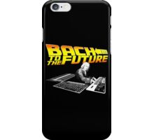 Bach To The Future. iPhone Case/Skin