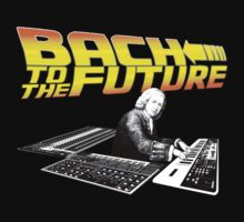 Bach To The Future. T-Shirt