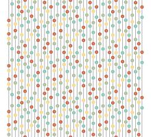 Linear Dots Photographic Print