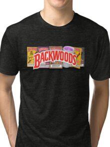 BACKWOODS VINTAGE HIPHOP SHIRT Tri-blend T-Shirt