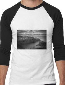 Ballintoy Rugged Coast Men's Baseball ¾ T-Shirt