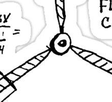 BTTF: Flux capacitor Sticker