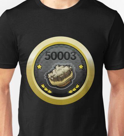Glitch Achievement maniacal foxbrusher Unisex T-Shirt