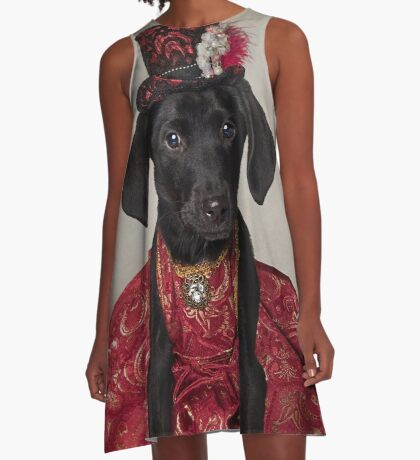 Shelter Pets Project - Shadow A-Line Dress