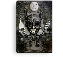 'The Night Marcher' Canvas Print