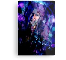 The Eighth Doctor  Metal Print