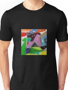 Colors Taking Over Unisex T-Shirt