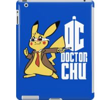 dr. chu iPad Case/Skin