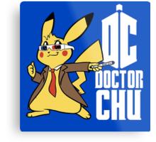 dr. chu Metal Print