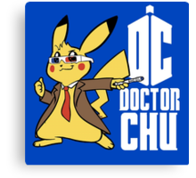 dr. chu Canvas Print