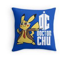 dr. chu Throw Pillow