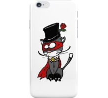 Chatpardeur iPhone Case/Skin