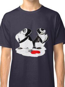 Penguin Lovers Classic T-Shirt